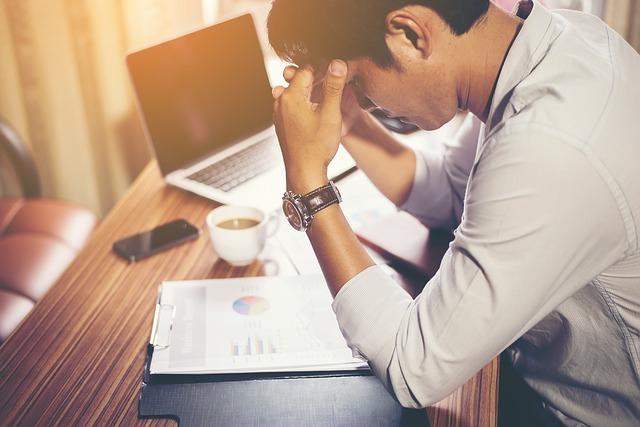 stres z práce