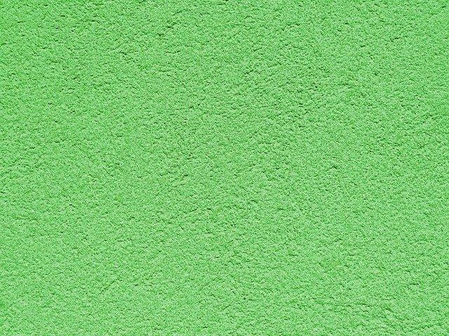 zelený nátěr