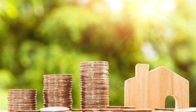 znázornění růstu hypotéky