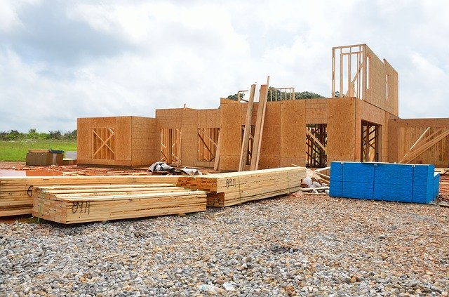 stavba vlastního domu